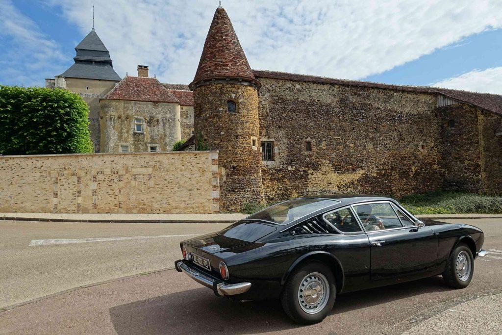 Rallye Auto Sport Museum l'histoire au fil de l'Yonne