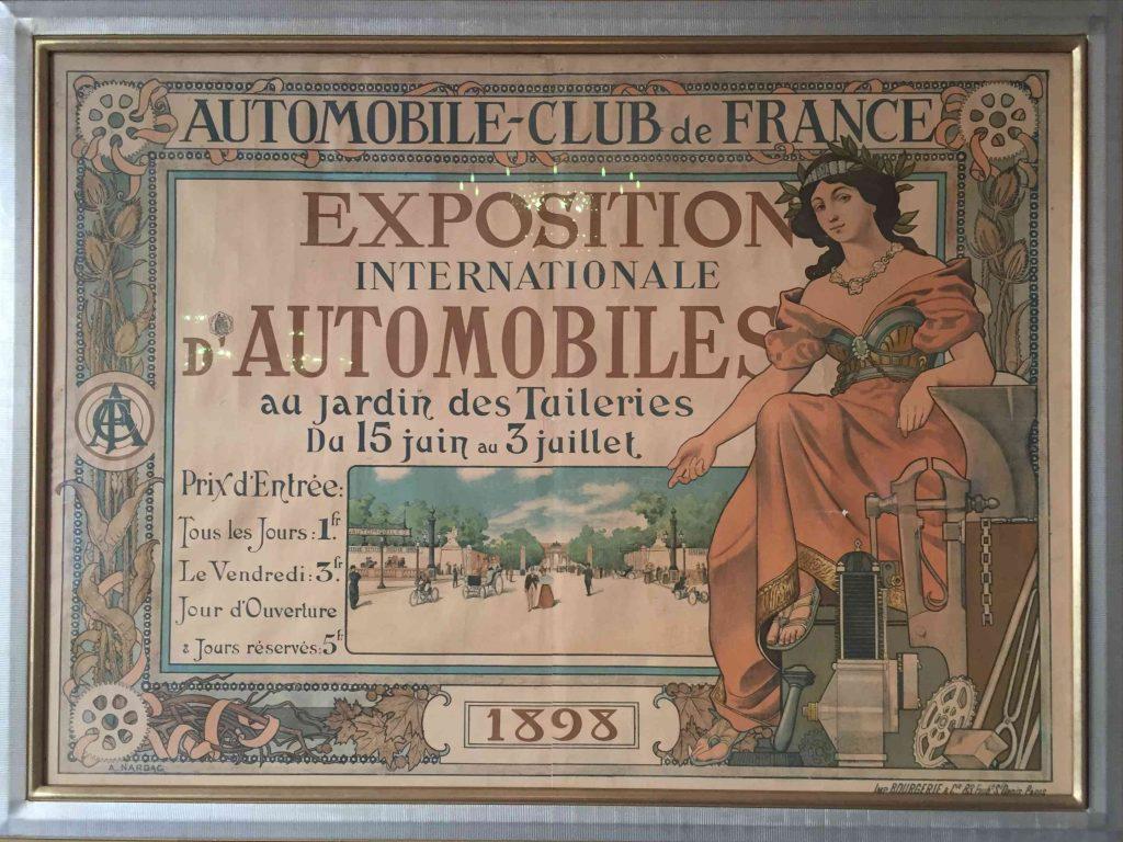 Cocktail FFVE Les véhicules de collection patrimoine industriel et culturel