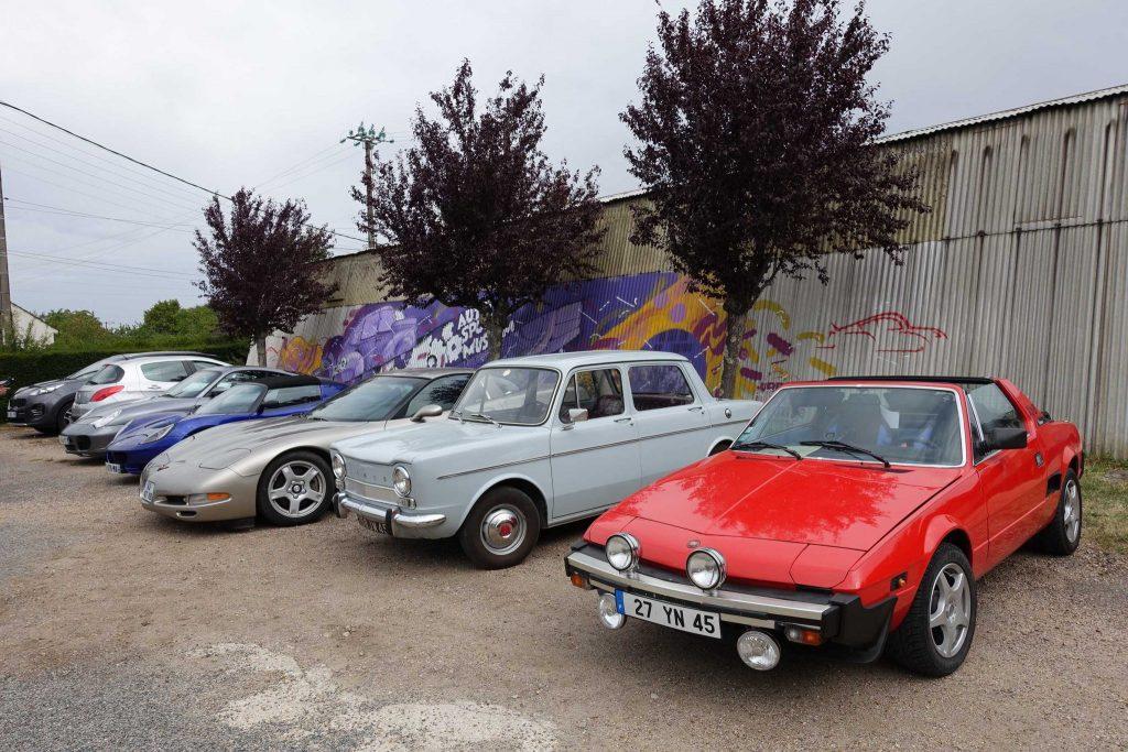 Auto Sport Museum RDV août 2019