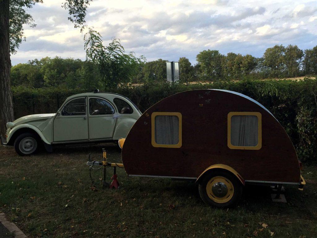 Rétro camping dans le Berry épisode 2