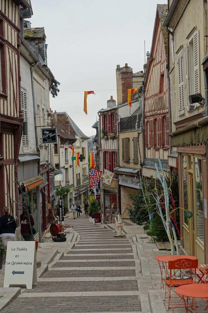 Bouchon de Joigny septembre 2019
