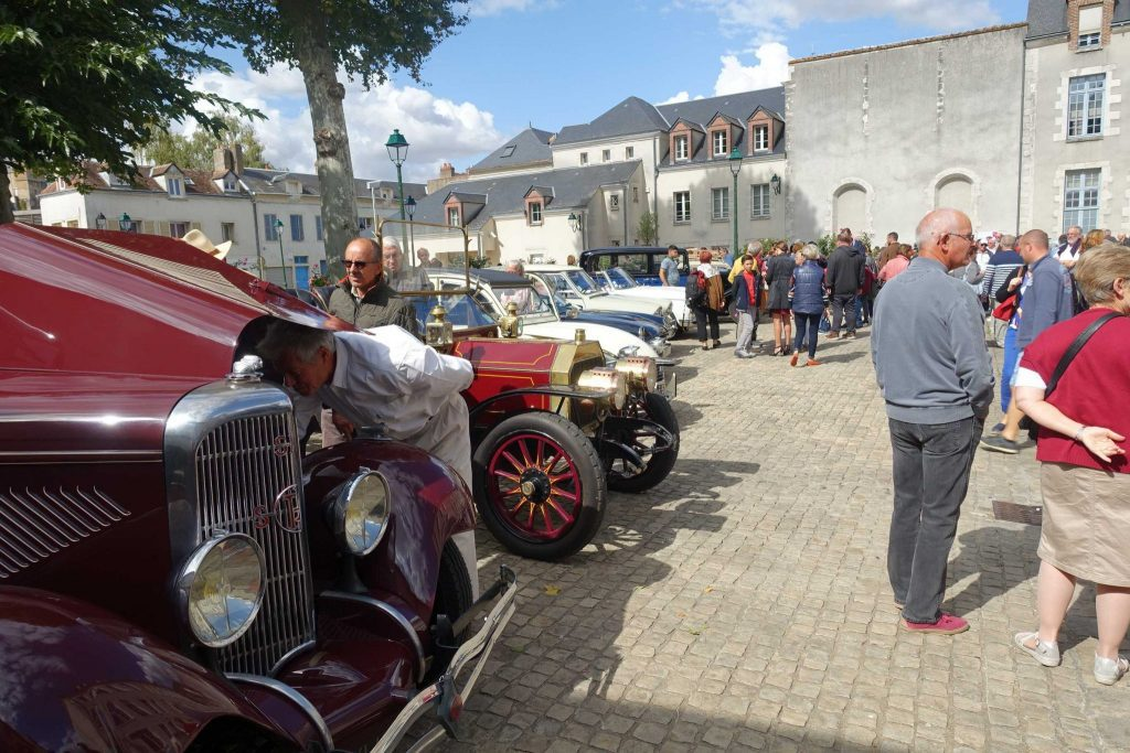 Concours élégance automobile Montargis septembre 2019