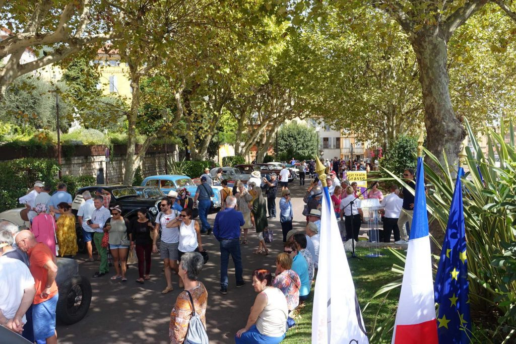 Le Rallye des Clubs de Marque 2019 dans le Var