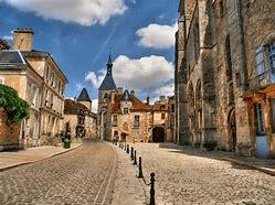 Avallon, France