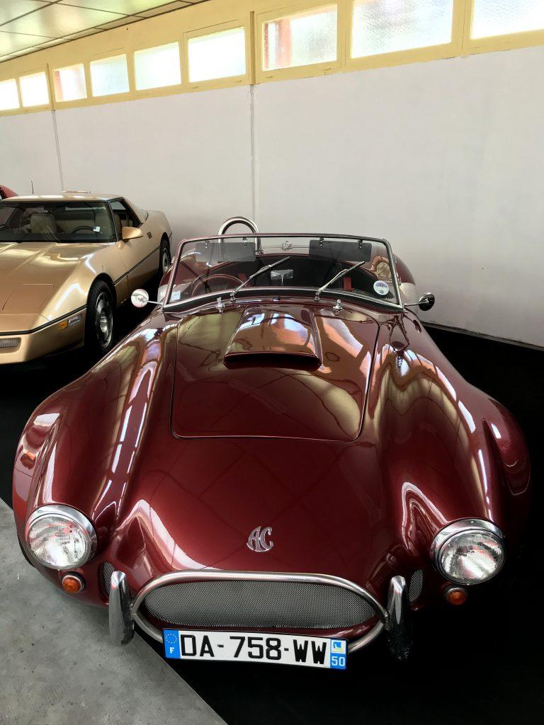 De l'Auto Sport Museum à Mac Mahon