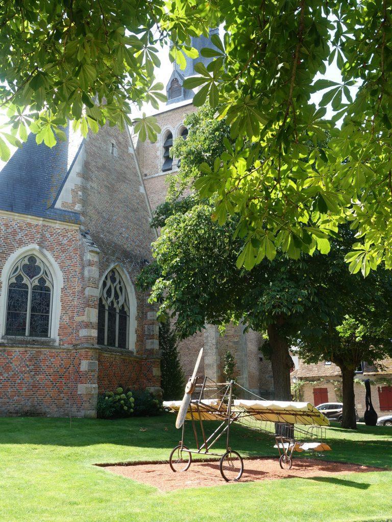 Architecture et églises Solognotes